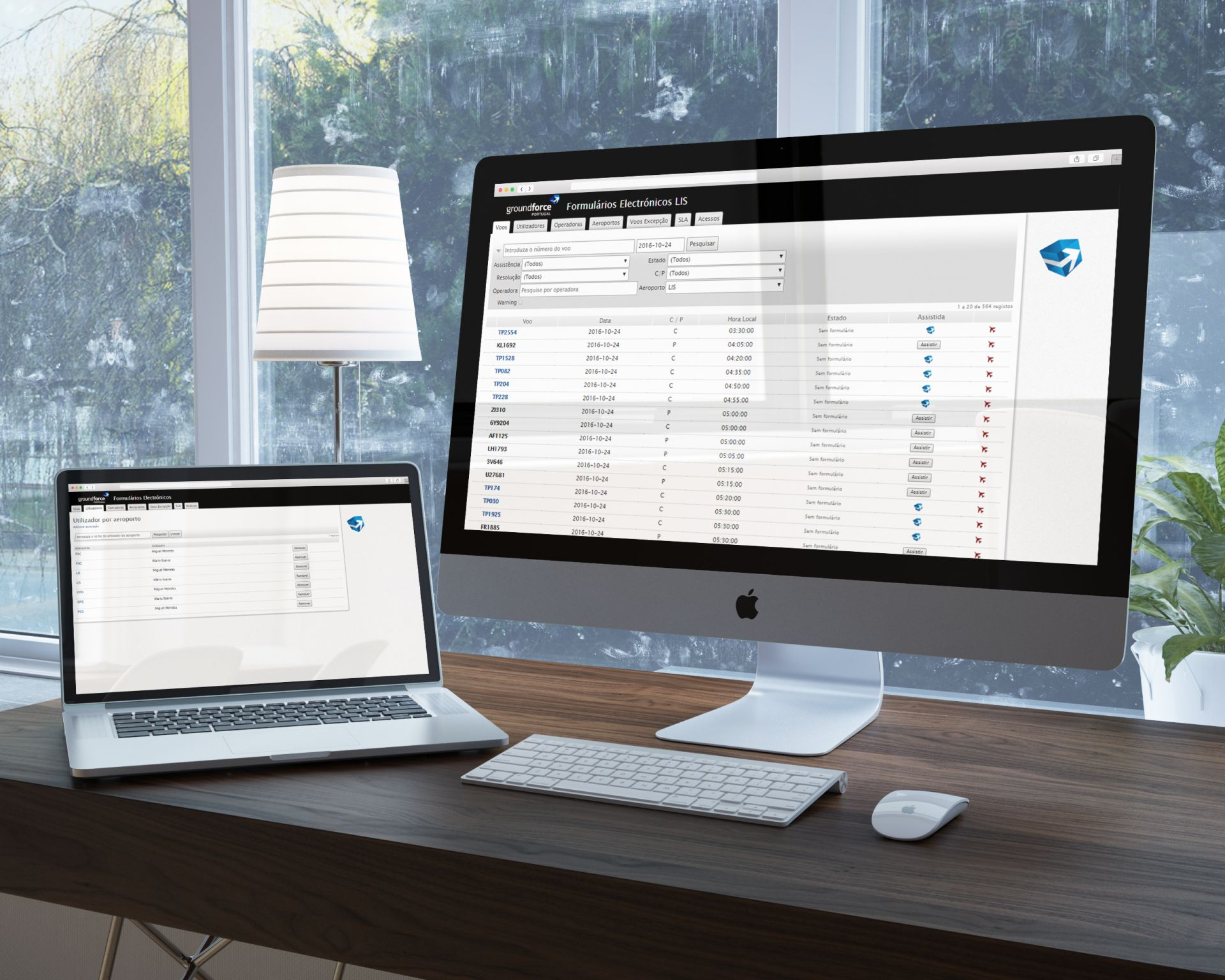 electronic forms management solution